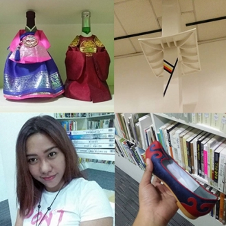 Ena Beleno korean Cultural Center of the Philippines