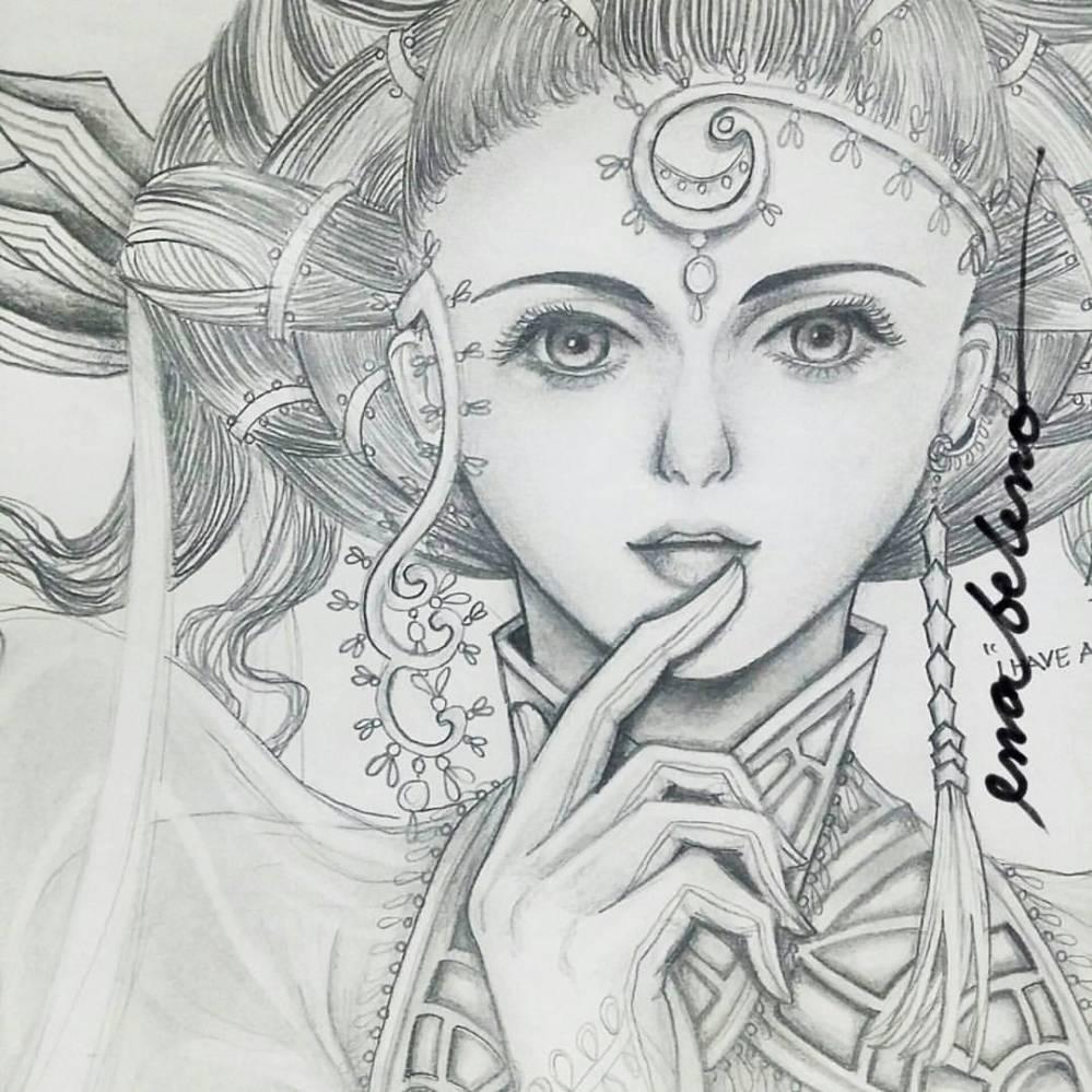 Sketch queen