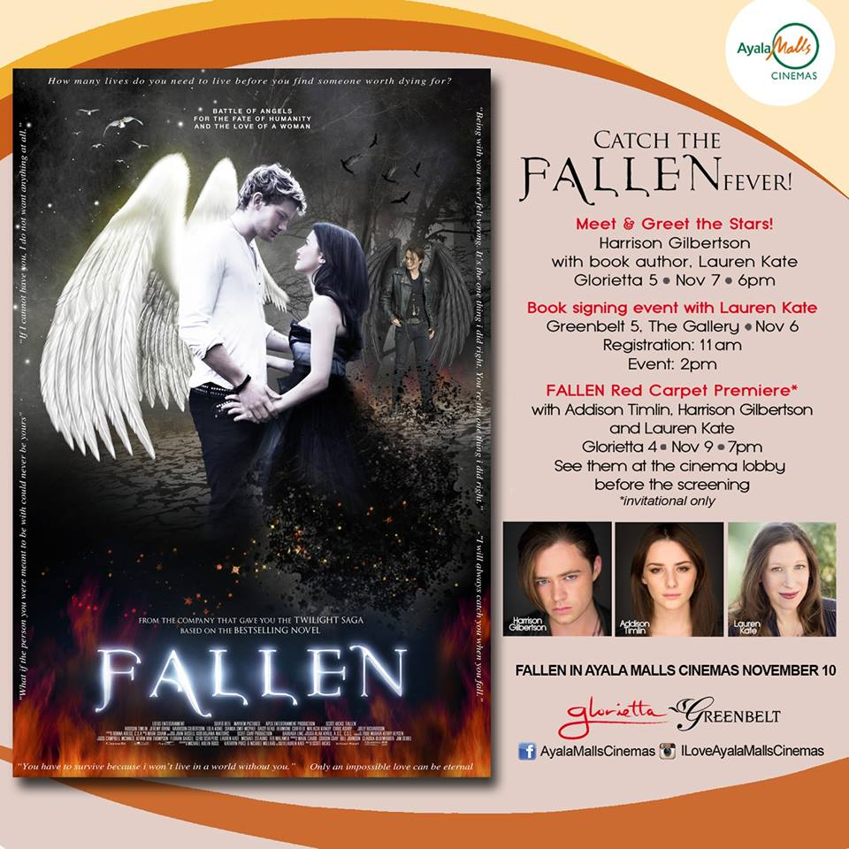 Fallen Fan Art by Ena Beleno
