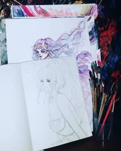 Sakura by Ena Beleno