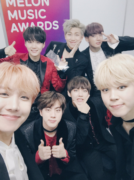 BTS wins Daesang- Best Album of the Year at Melon Music Awards