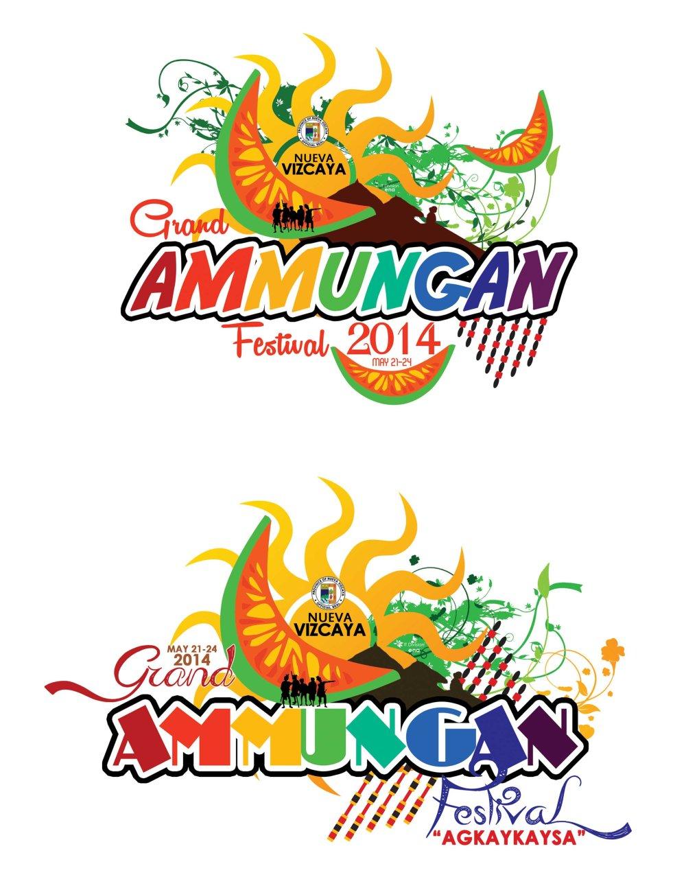 Ammungan Festival 2014 Logo