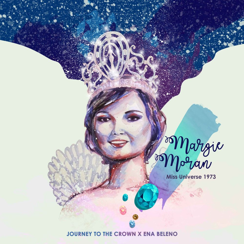 Miss Universe Margie Moran