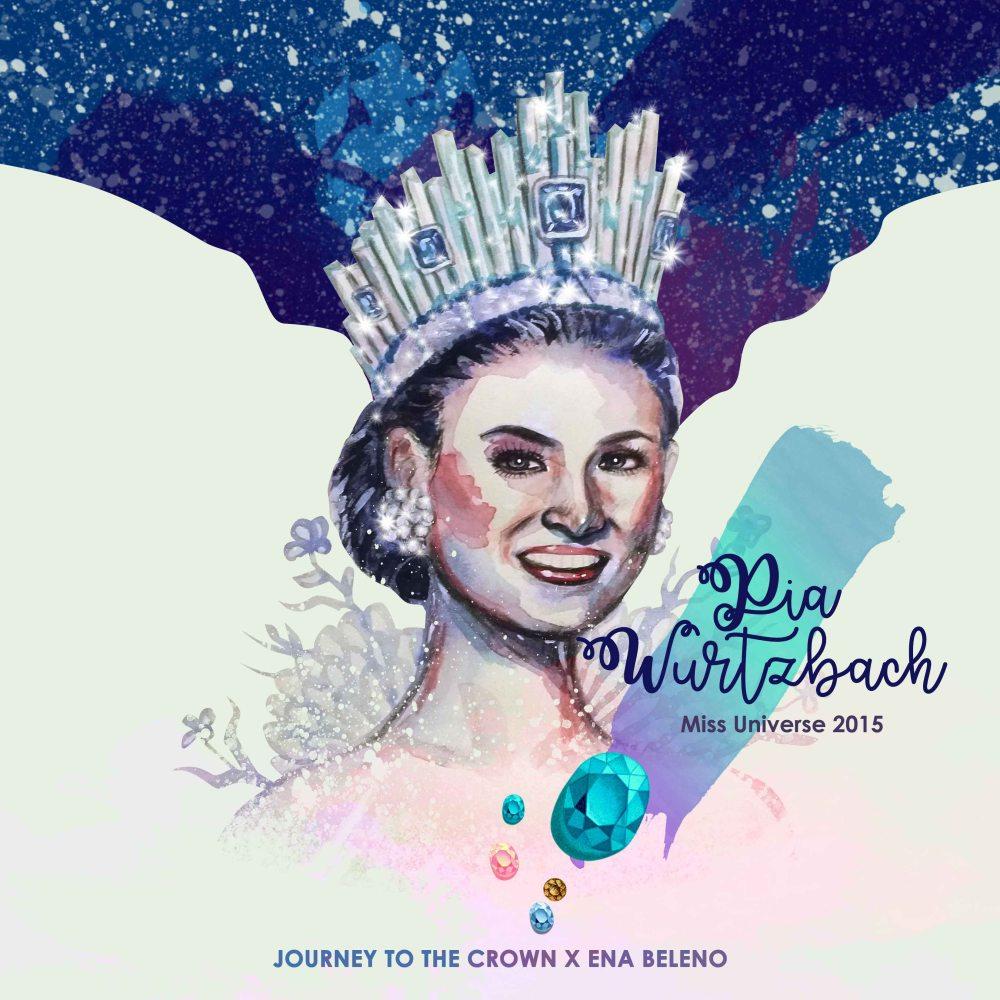 Miss Universe Pia Wurtzbach