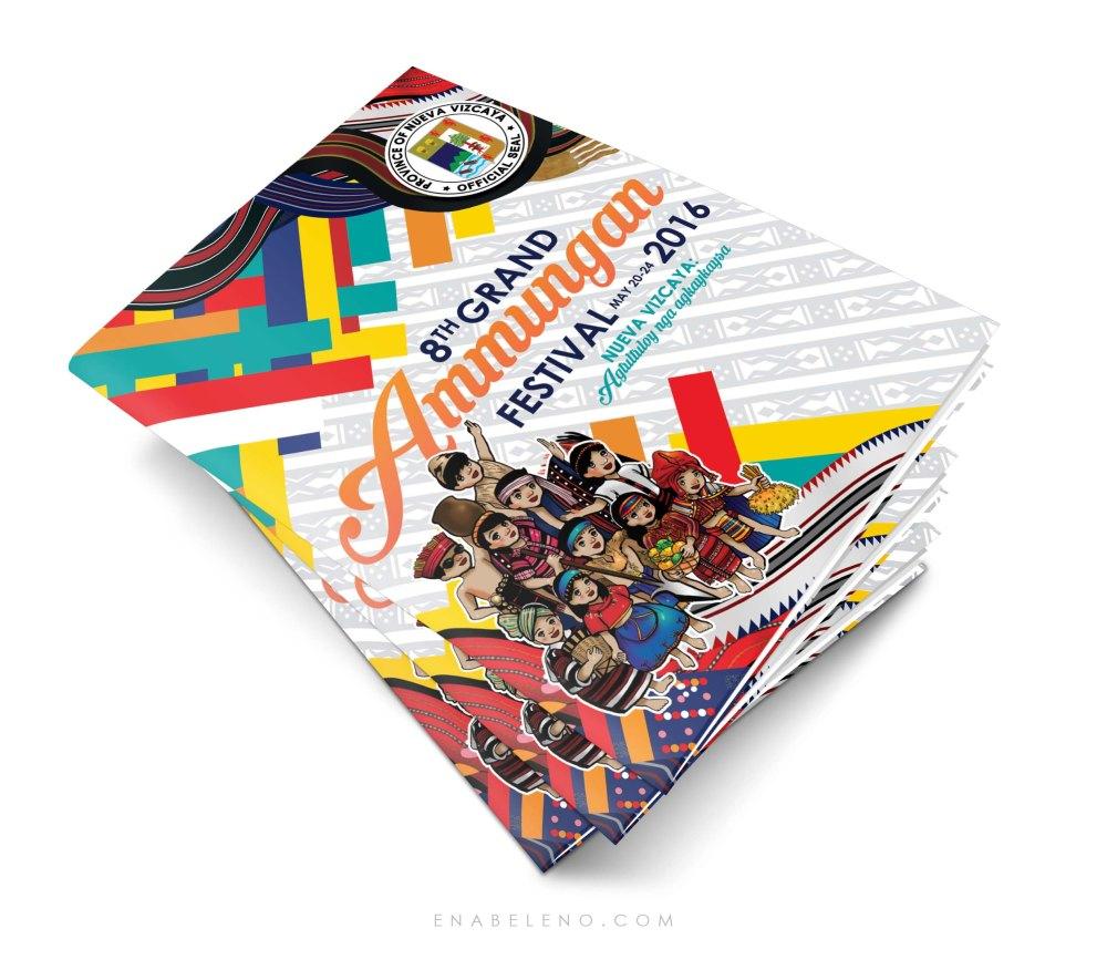 Ammungan 2016 Souvenir Book by Ena Beleno